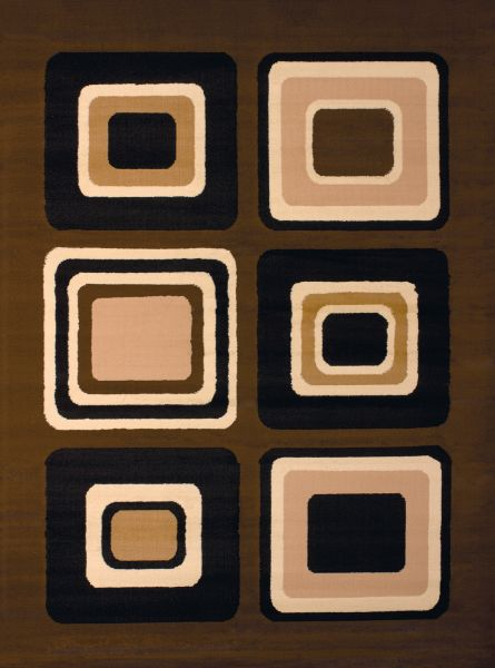 United Weavers Dallas Spaces Brown Collection