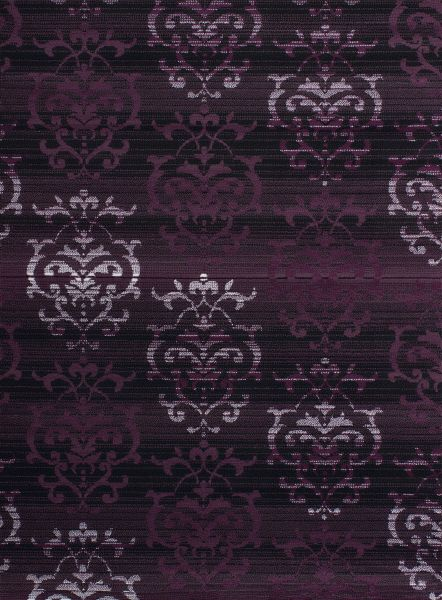 United Weavers Dallas Countess Plum Collection