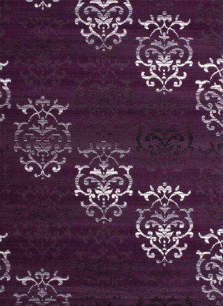 United Weavers Dallas Countess Lilac Collection