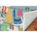 Liora Manne Frontporch Clothes Line Multi Room Scene