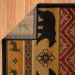 United Weavers Affinity Nordic Bear Multi Room Scene