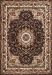 United Weavers Antiquities Saraband Dark Brown Collection