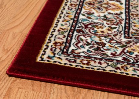 United Weavers Antiquities Oriental/Transitional Ruby