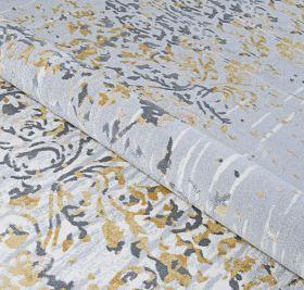 Couristan Calinda Emmett Gold/Silver/Ivory