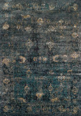 """Dalyn Antiquity Aq1 Charcoal 3'3"""" x 5'1"""""""