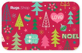 Christmas Noel Love Gift Card