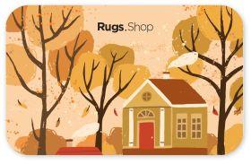 Happy Fall Autumn Gift Card