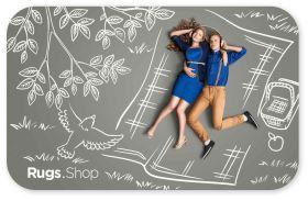 Area Rug Floor Gift Card