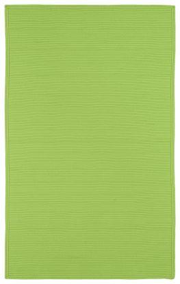 "Kaleen Bikini Collection Lime Green 9'0"" x 12'0"""