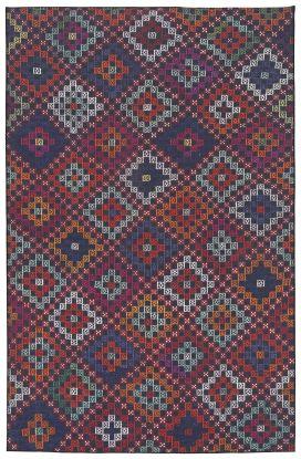 Kaleen Boho Patio Collection Multi