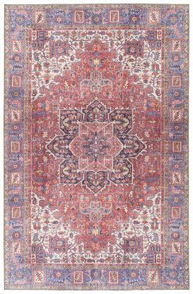 Kaleen Boho Patio Collection Red