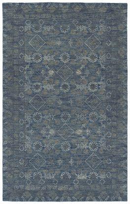Kaleen Courvert Collection Blue