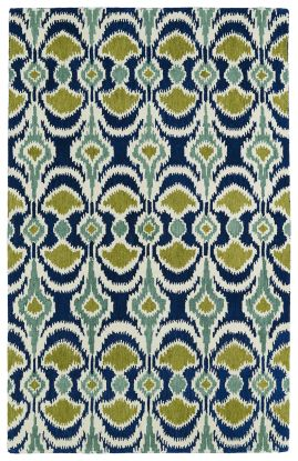 Kaleen Global Inspiration Collection Blue