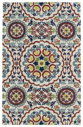 Kaleen Global Inspiration Collection Ivory