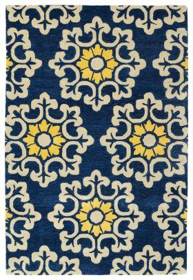 Kaleen Global Inspiration Collection Blue