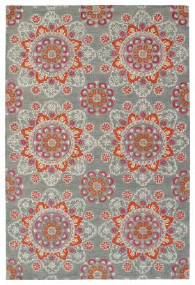 Kaleen Global Inspiration Collection Grey