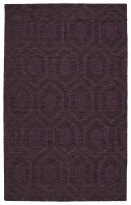 Kaleen Imprints Modern Collection Purple