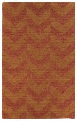 Kaleen Imprints Modern Collection Paprika