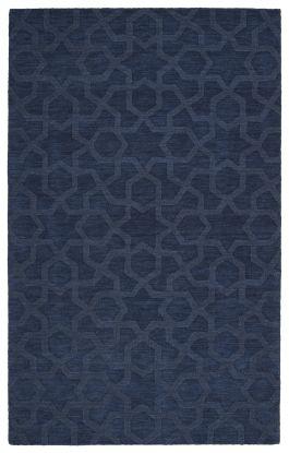 Kaleen Imprints Modern Collection Navy