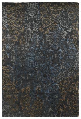 Kaleen Mercery Collection Charcoal