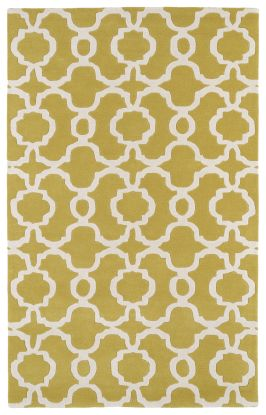Kaleen Revolution Collection Yellow