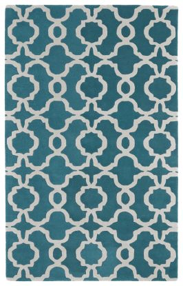 Kaleen Revolution Collection Teal