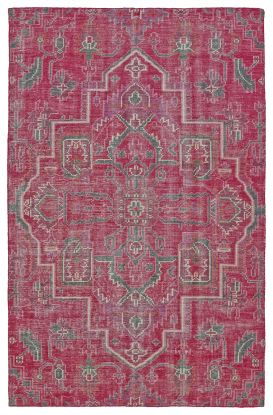 Kaleen Relic Collection Pink