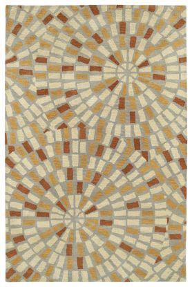 Kaleen Rosaic Collection Beige