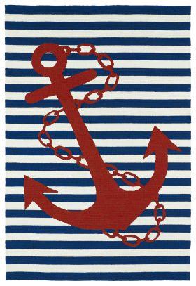 Kaleen Sea Isle Collection Navy