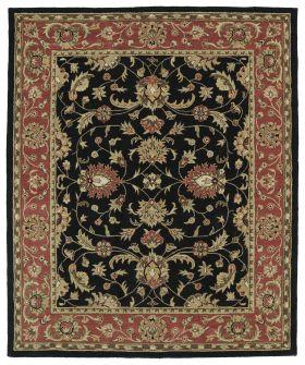 Kaleen Taj Collection Black