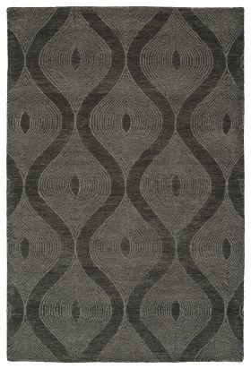 Kaleen Textura Collection Charcoal