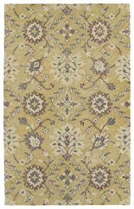 Kaleen Weathered Collection Gold