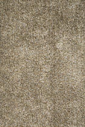 "Loloi Carrera Shag CG-02 GOLD / SILVER 1'6"" x 1'6"""