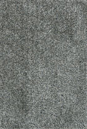 "Loloi Carrera Shag CG-02 MIST / SLATE 1'6"" x 1'6"""
