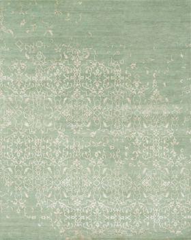 "Loloi Hermitage HE-05 AQUAMARINE 8'6"" x 11'6"""