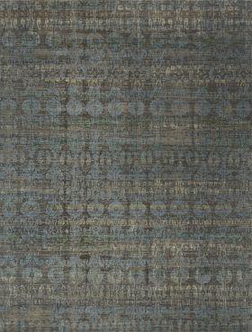 Loloi Javari JV-07 STEEL / LAGOON