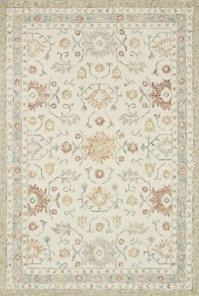 Loloi Norabel NOR-03 IVORY / RUST