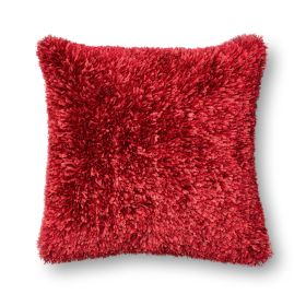 Loloi Pillows P0045 RED
