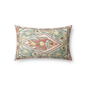 """Loloi Pillows P0314 MULTI 1'1"""" x 1'9"""""""