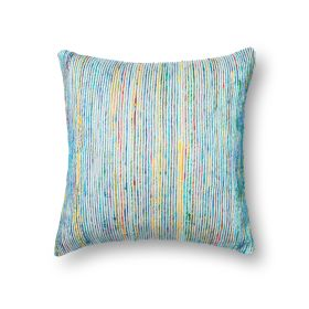 Loloi Pillows P0242 BLUE / MULTI