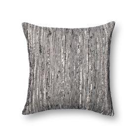 Loloi Pillows P0242 BLACK / MULTI