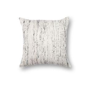 Loloi Pillows P0242 SILVER / MULTI