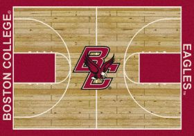 Milliken College Home Court Boston College Multi