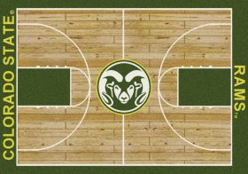 Milliken College Home Court Colorado State Multi