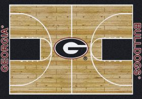 Milliken College Home Court Georgia Multi