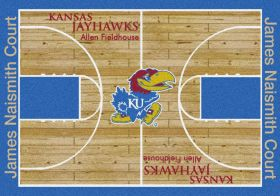 Milliken College Home Court Kansas Multi