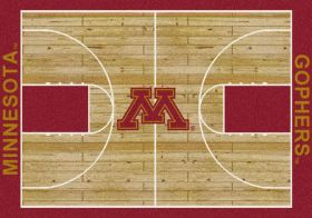 Milliken College Home Court Minnesota Multi