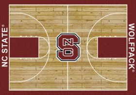 Milliken College Home Court North Carolina State Multi