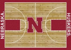 Milliken College Home Court Nebraska Multi