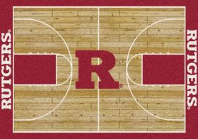 Milliken College Home Court Rutgers Multi